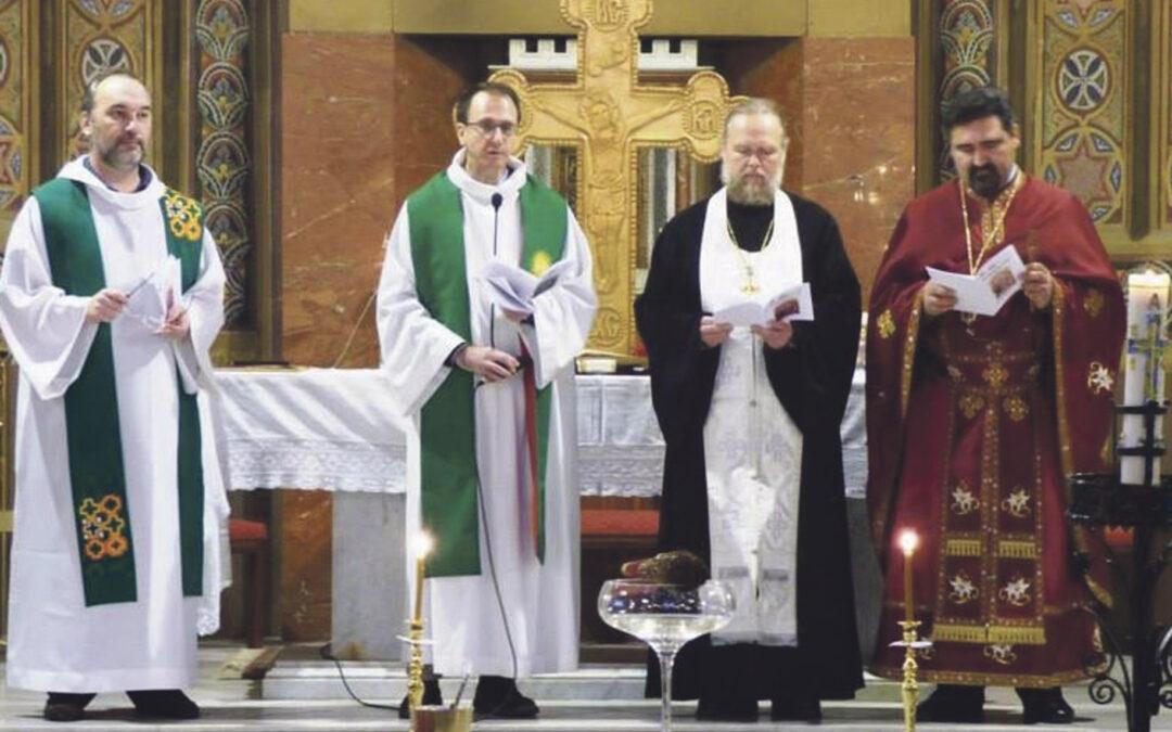 Católicos, anglicanos, evangélicos, luteranos y ortodoxos  rezan juntos en Valencia por la unidad de los cristianos Del 18 al 25 de enero, oraciones en distintas poblaciones de la diócesis y también con Acogida Taizé