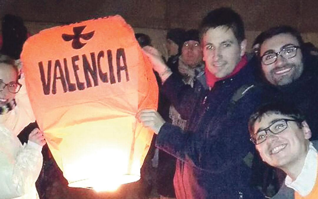 Valencia toma el relevo de Praga para Taizé 2015 Regresan de Praga los 250 peregrinos valencianos