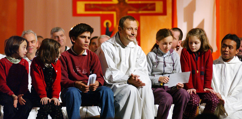 """""""Queremos que el encuentro de Valencia sea un acontecimiento  de esperanza en el futuro"""" Entrevista al hermano Alois, prior de la comunidad ecuménica de Taizé"""
