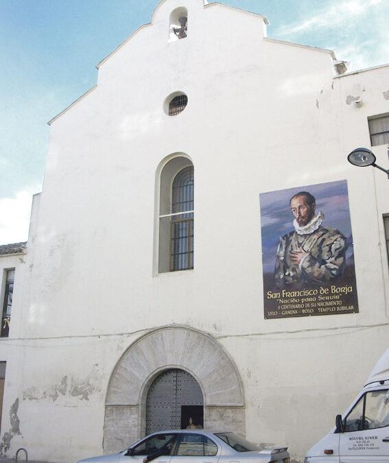 La Capilla de Adoración Eucarística Perpetua de Gandía será inaugurada el 6 de marzo por el Cardenal En el convento de las Clarisas