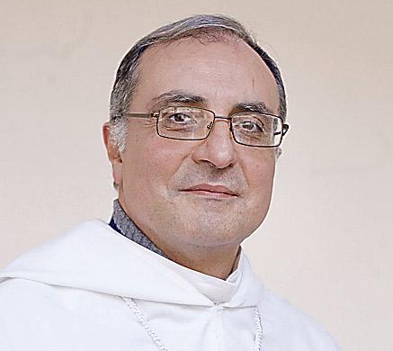 El dominico Vicente Botella, nuevo decano de la facultad de Teología Sustituye al sacerdote Juan Miguel Díaz Rodelas