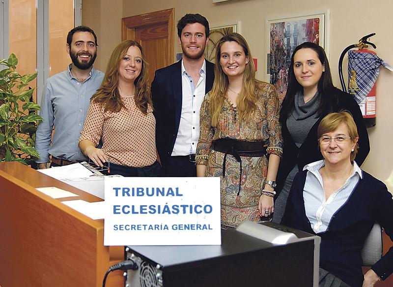 El Tribunal Eclesiástico de Valencia vuelve a conceder todas las solicitudes de justicia gratuita Logra tramitar el 22 por ciento de las causas de nulidad en menos de un año, según su memoria de 2014