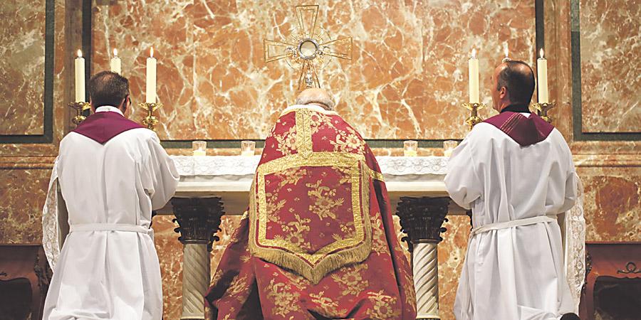La parroquia de San Martín acoge las '24 horas para el Señor' Los próximos 13 y 14 de marzo