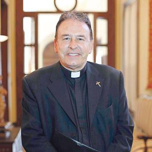 """""""La Iglesia debe velar por las personas más  vulnerables sin excluir a nadie"""" Entrevista a Vicente Aparicio, nuevo Delegado Episcopal para la atención a discapacitados"""