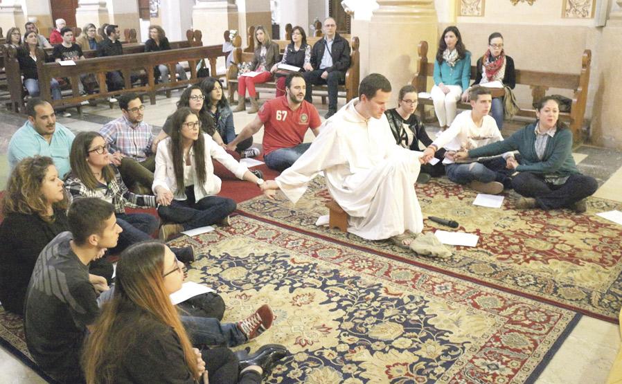 Taizé recorre la diócesis Los hermanos explican ya cómo será el encuentro europeo que tendrá lugar del 28 de diciembre al 1 de enero en Valencia