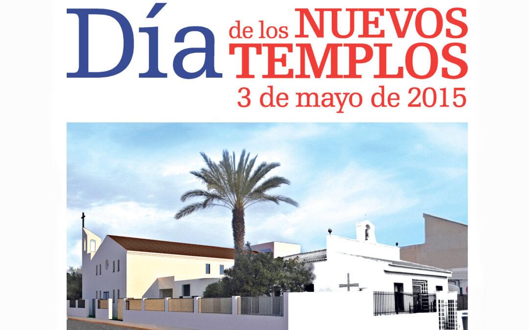 Este domingo, Día de los Nuevos Templos Colecta especial en todas las  parroquias