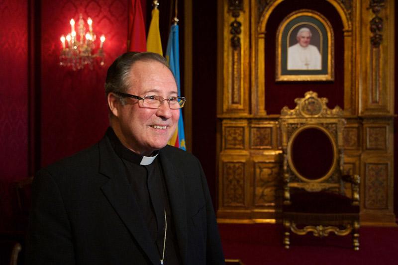 Catequesis preparatorias del Año de la Misericordia, por Mons. Escudero 'On line', desde el martes 13 de octubre