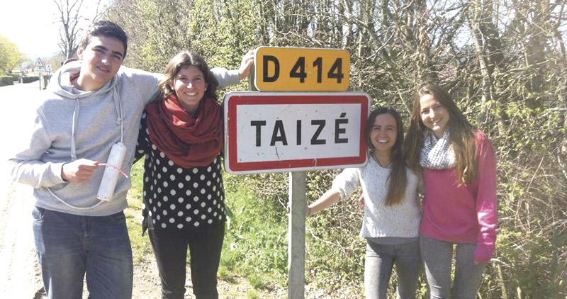 Este verano…¡vive Taizé!