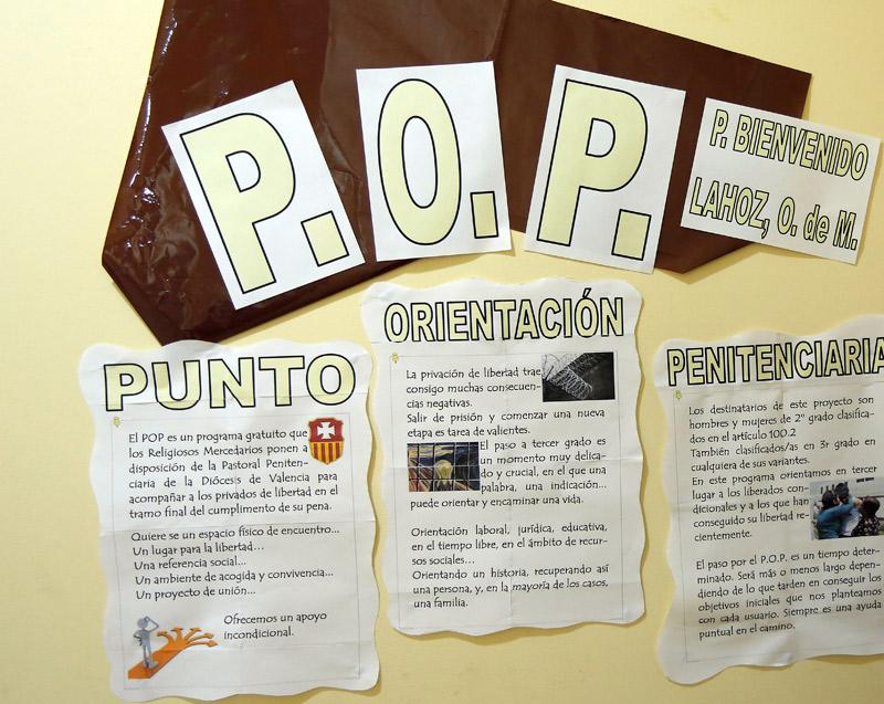El Punto de Orientación Penitenciaria  cambia de sede ante el aumento de usuarios Este servicio diocesano, ahora en Fernando el Católico, 78