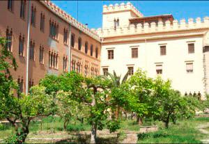 El Colegio Mayor San Juan de Ribera concede cinco becas para universitarios Procedentes de tres institutos públicos y de los colegios C.E.D.E.S. y Nuestra Señora del Pilar