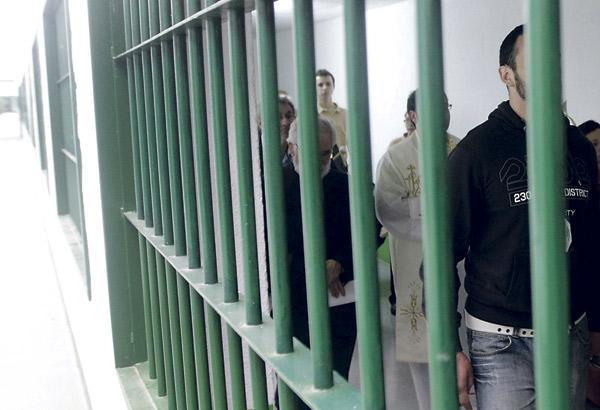 Tiempos de coronavirus y confinamiento entre rejas Pastoral Penitenciaria intenta seguir ayudando a los internos aunque tienen restringidas todas las  visitas del exterior, también de capellanes y voluntarios