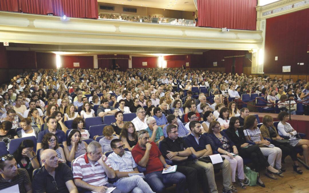 """También en las aulas hay que """"ir contracorriente de las ideologías emergentes"""" XIII ENCUENTRO DE PROFESORES DE COLEGIOS DIOCESANOS"""