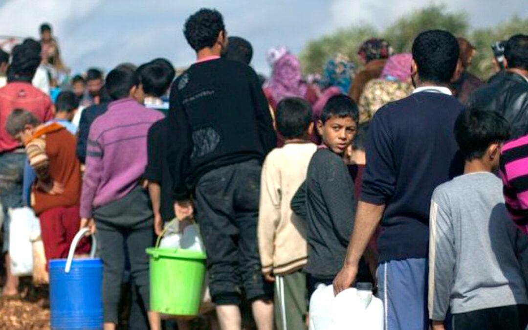 La diócesis ayuda también a los cristianos perseguidos en sus países CeiMigray Cáritas ofrece un curso para  voluntarios en la acogida a refugiados