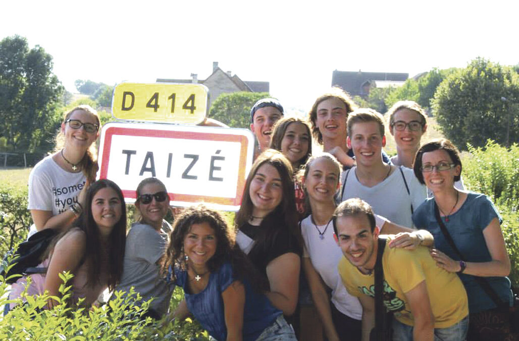 …y ahora, camino a Taizé La peregrinación diocesana a la JMJ visita a la comunidad ecuménica de la localidad de la borgoña francesa