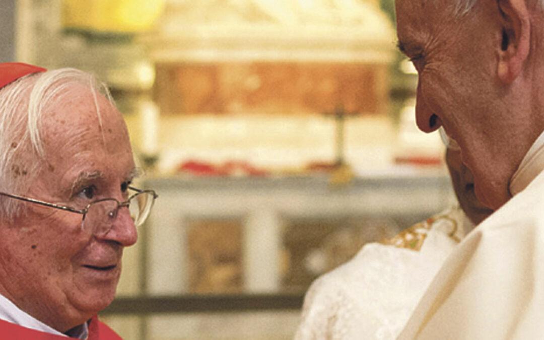 El Nuncio impone a donAntonio el Palio Arzobispal dado por Francisco Este domingo en la Catedral