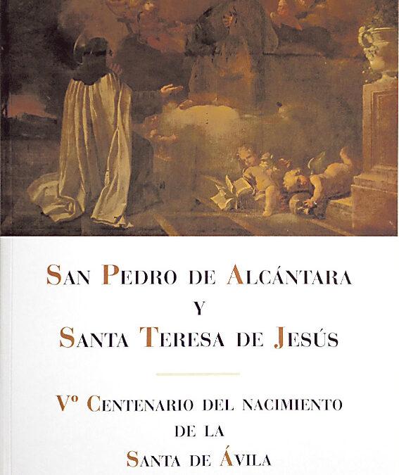 El diálogo místico entre Pedro y Teresa, a través del arte Con más de 60 obras reproducidas