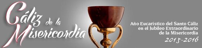 La fiesta anual del Santo Cáliz se celebrará con la clausura del Año del Cáliz de la Misericordia En lugar del último jueves de octubre, tal y como anunció el Arzobispado