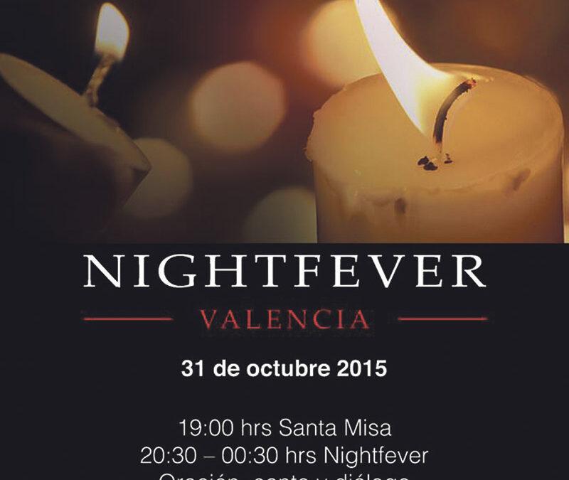 Mejor que Halloween La iglesia de San Martín acoge el día 31 una 'Nightfever'