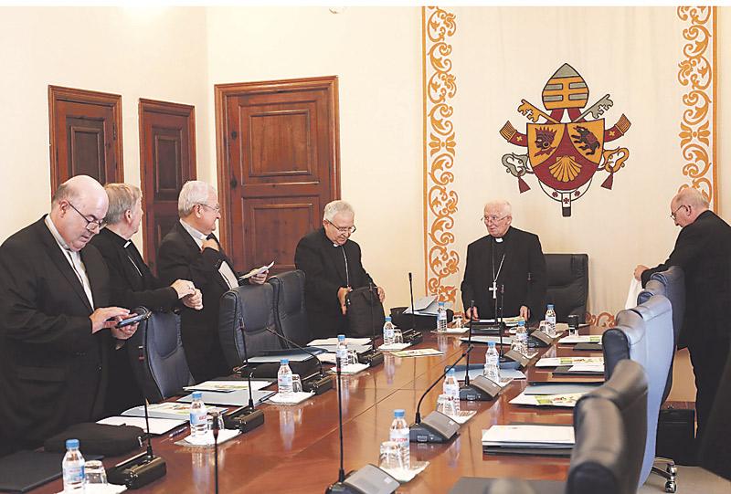 La Provincia EclesiásticaValentina   aborda la familia ante el Sínodo Sus obispos ultiman también propuestas de religiosidad popular