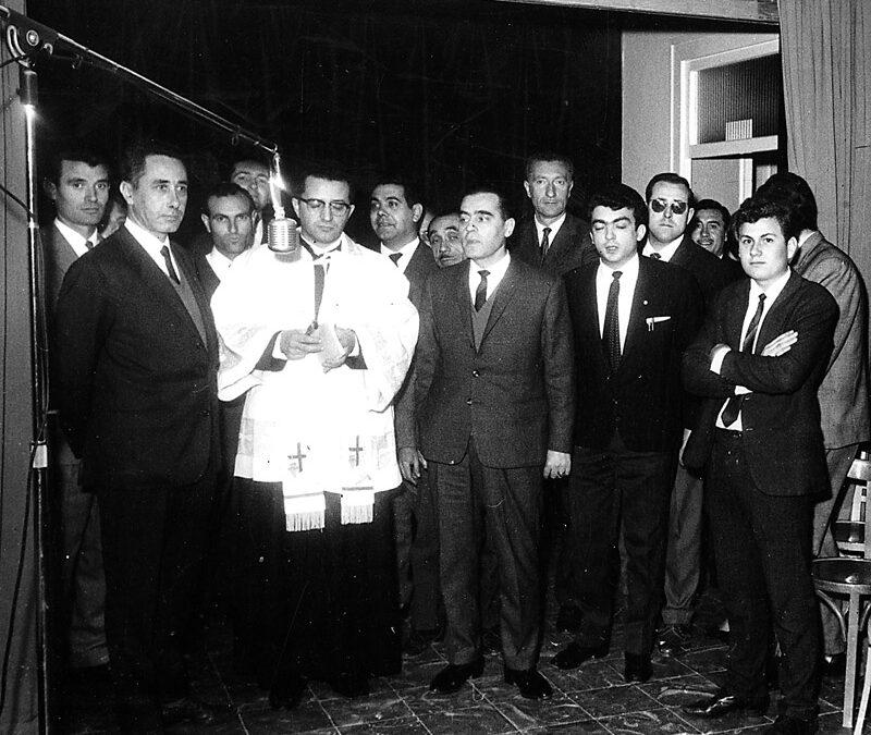 Bodas de oro de la radio que  'te acompaña' 50 Aniversario de la emisora de la COPE en la ciudad de Valencia