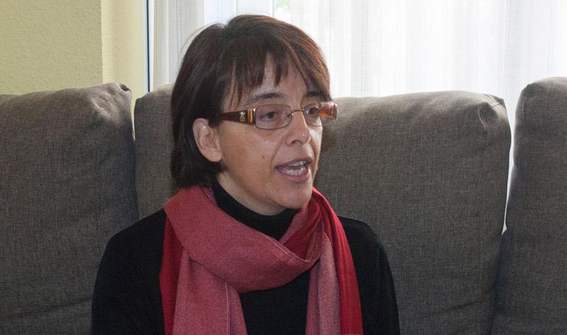 """""""El carisma de unidad entre todos de Chiara Lubich  es muy necesario hoy en un mundo tan dividido"""" Entrevista a Roberta Alvino, nueva responsable del movimiento de los Focolares en Valencia"""