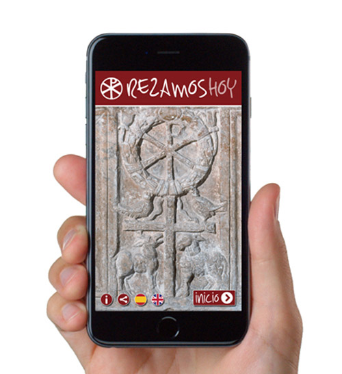"""El Arzobispado lanza una 'app' gratuita con ideas, oraciones y audios para cada día del calendario litúrgico """"Rezamos hoy"""" puede descargarse en todos los dispositivos"""