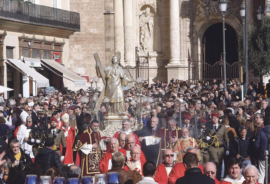 Todo a punto ya para san Vicente Mártir Calendario de actos más importantes