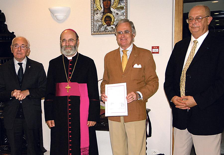 La ciudad de Vannes pide que S.Vicente  Ferrer sea declarado doctor de la Iglesia Con el apoyo del Capítulo de Caballeros Jurados de San Vicente Ferrer de Valencia