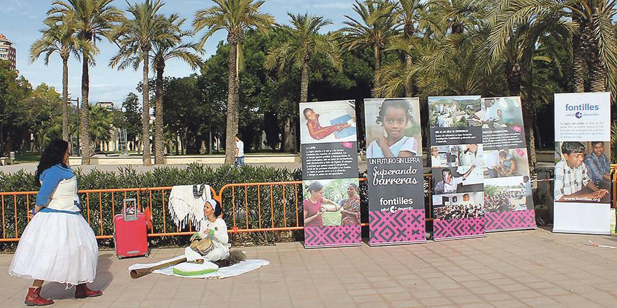 55 niños diagnosticados de lepra al día en el mundo Fontilles busca recursos en el Día Mundial