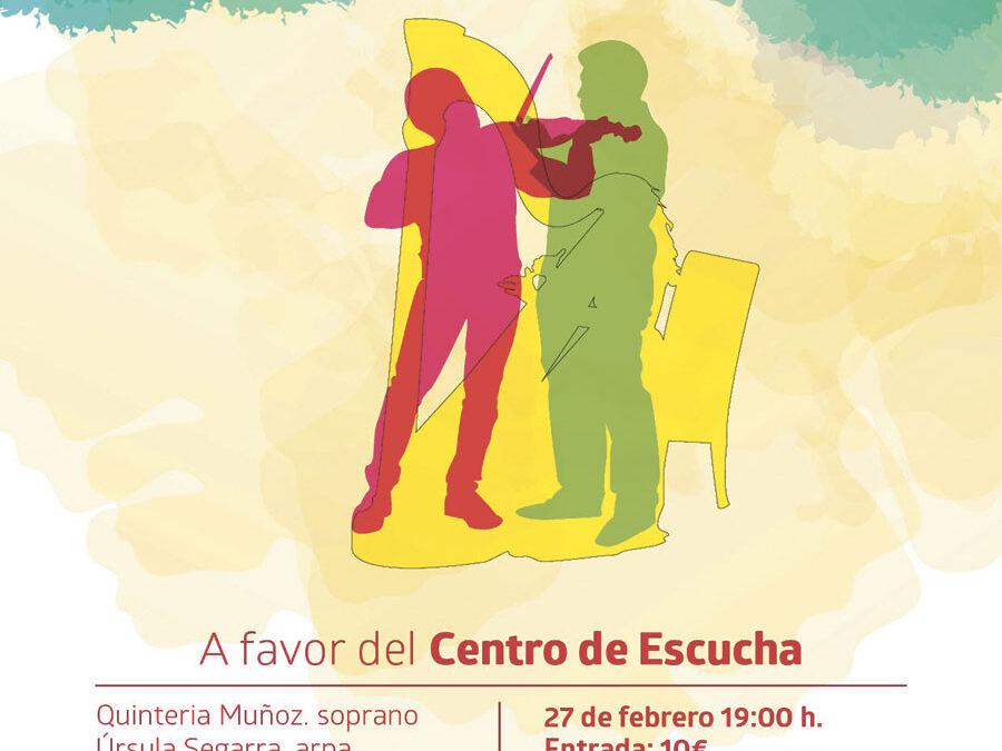 Jesuitas y camilos crean un 'Centro de Escucha' para personas que sufren El 'Centro de Escucha S. Camilo-Centro Arrupe' de Valencia abre el 1 de marzo