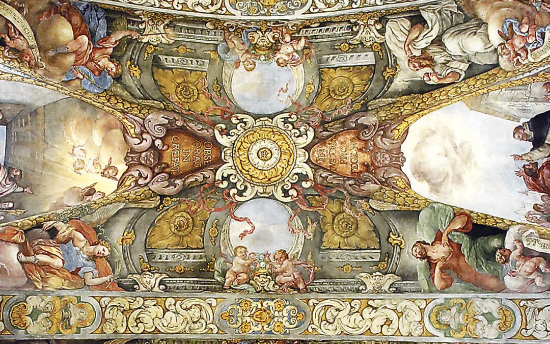 La 'capilla sixtina' valenciana, recuperada Se inaugura la restauración de los frescos de la parroquia de San Nicolás de Valencia
