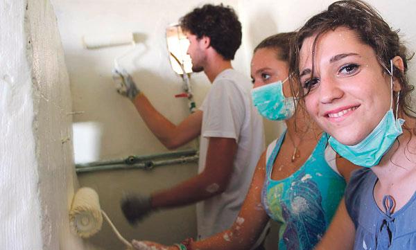 Se buscan voluntarios para el Líbano Para participaren un campo de trabajo solidario en el Líbano en agosto