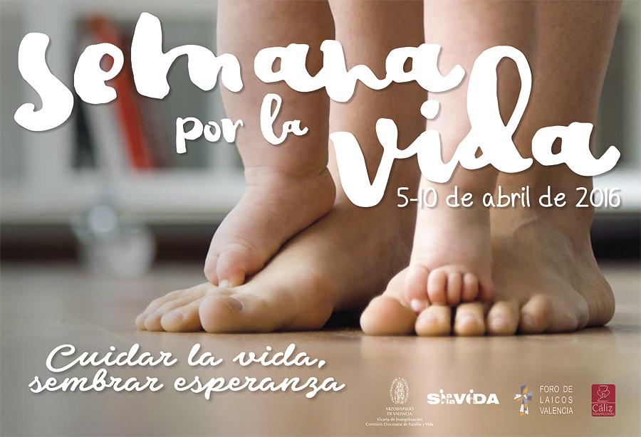 Presentan en Valencia una fundación para el cuidado de personas con síndrome de Down Del 5 al 10 de abril se celebra la Semana por la Vida