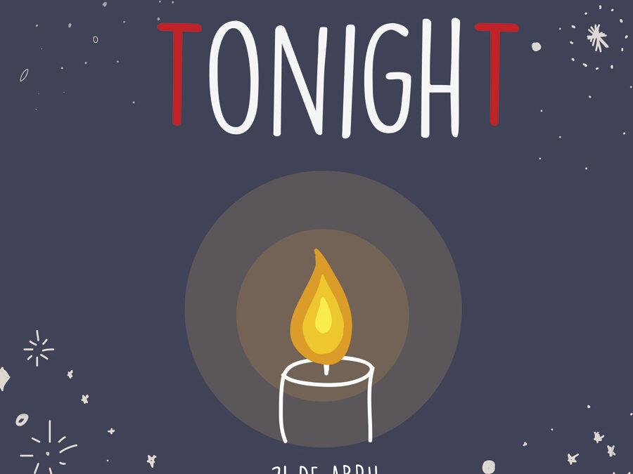 'Tonight', una noche para orar El jueves 21 de abril a las once de la noche en San Francisco Javier