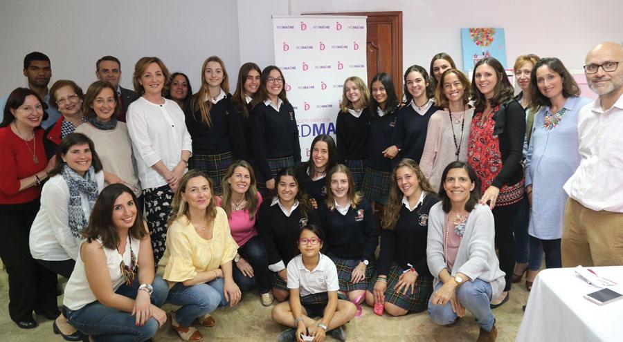 RedMadre estrena nueva sede en Valencia Para atender a mujeres embarazadas vulnerables