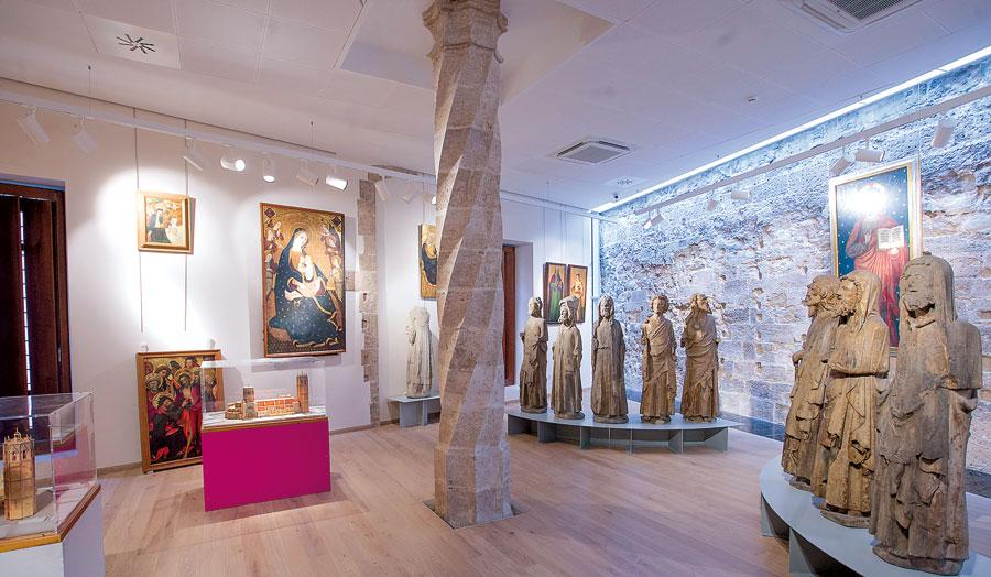 Un museo para enmarcar Recorrido por el nuevo museo catedralicio, que será bendecido e inaugurado el martes 7 de junio