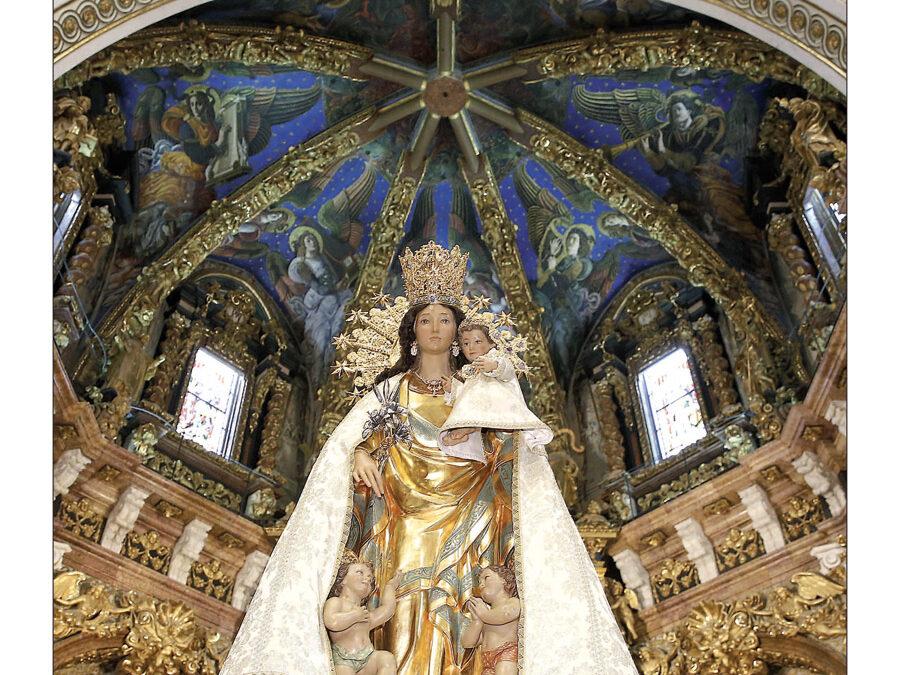 Especial PARAULA para el besamos de la Virgen Se entregará gratuitamente a los participantes en este acto