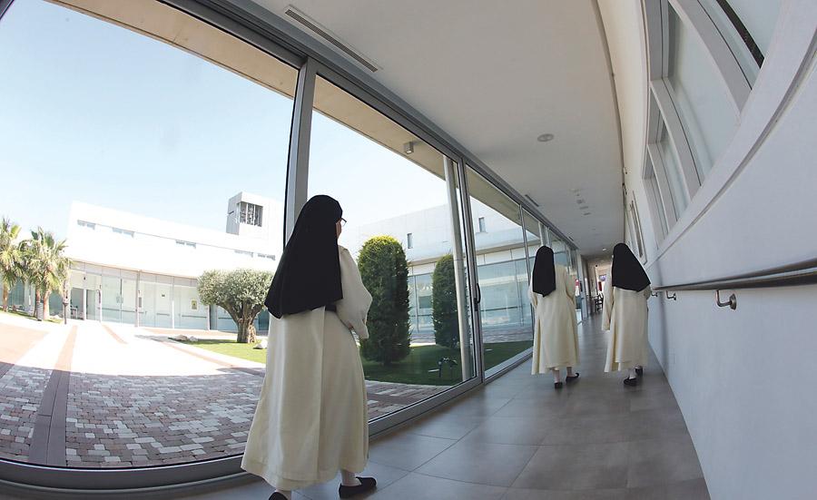 Domingo 22 de mayo, 'Jornada pro orantibus' Un día para valorar y agradecer el don de los religiosos de clausura: hay 26 monasterios en nuestra diócesis