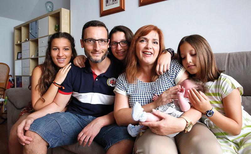 Se buscan familias de acogida para niños desamparados Hay casi 4.000 niños tutelados en la Comunitat Valenciana