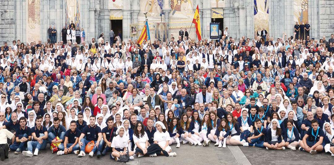 Lourdes, el corazón  de la misericordia La peregrinación valenciana regresa del santuario francés tras haber ganado el jubileo