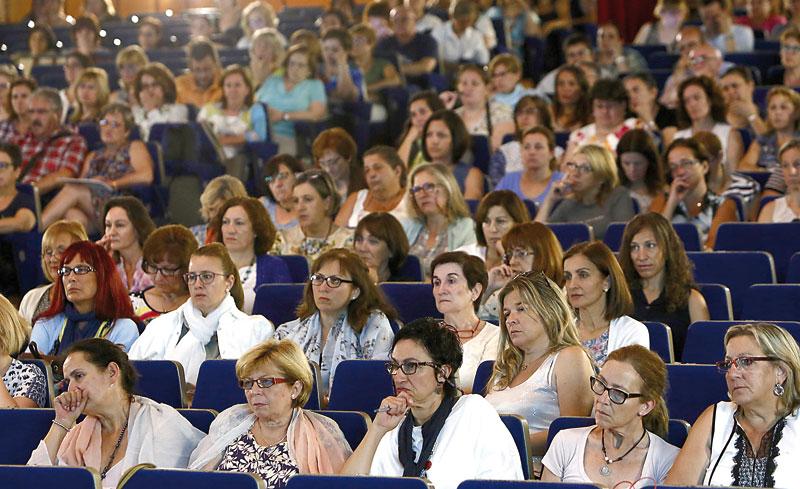 Profesores de Religión de la escuela pública analizan la ideología de género en las aulas En un encuentro diocesano organizado por la comisión de Enseñanza del Arzobispado