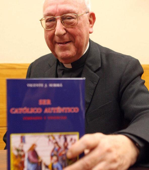 Fallece el sacerdote valenciano Vicente Subirá Fue canónigo doctoral de la Catedral y vicario judicial del Tribunal Eclesiástico