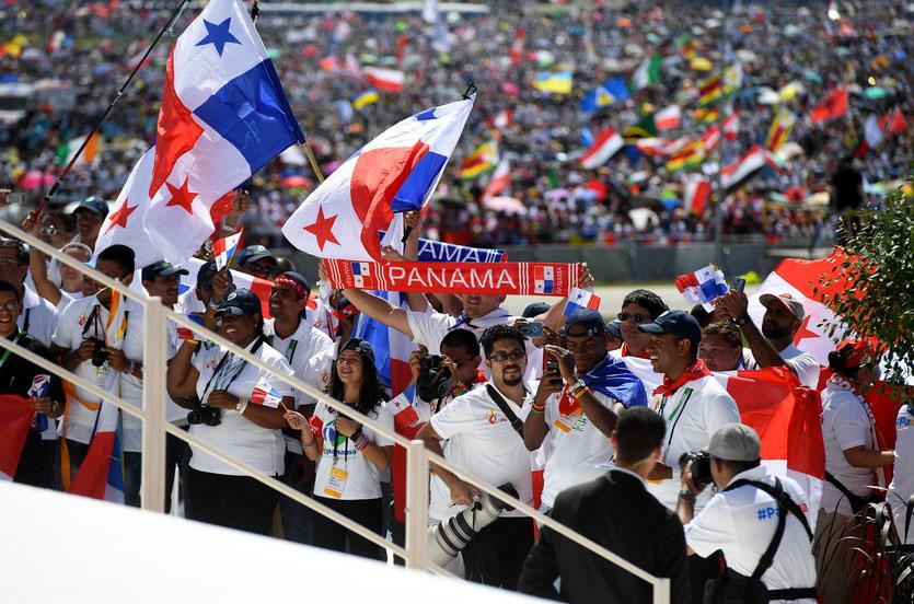 Próxima cita: Panamá 2019 El país centroamericano será la sede de la XXXIII Jornada Mundial de la Juventud