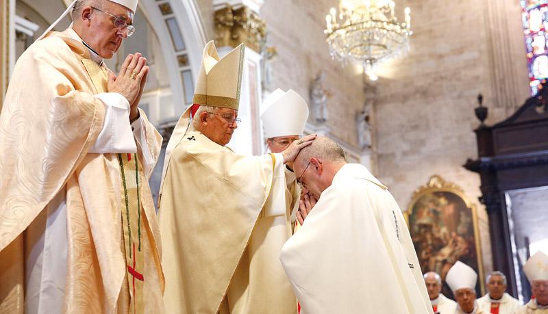 Homilía integra de la ordenación episcopal de monseñor Arturo Ros Pronunciada por el cardenal Cañizares