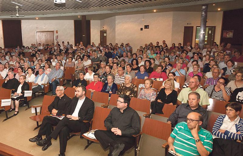 Así será la Asamblea Diocesana del 15 de octubre En ella se aprobará el Plan de Pastoral Evangelizadora