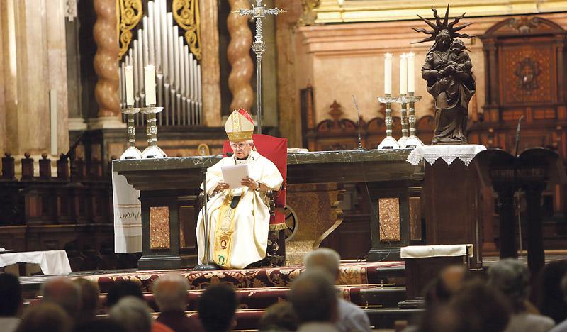 El amor, la caridad cristiana, núcleo del Proyecto Pastoral Artículo del arzobispo de Valencia