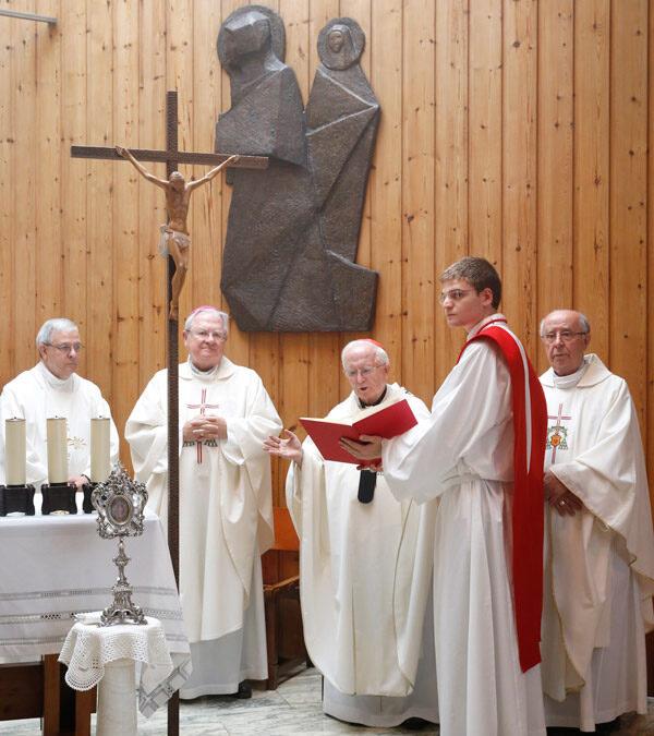 Pastoral de santidad, prioritaria hoy Homilía del Cardenal en la fiesta de Santo Tomás de Villanueva