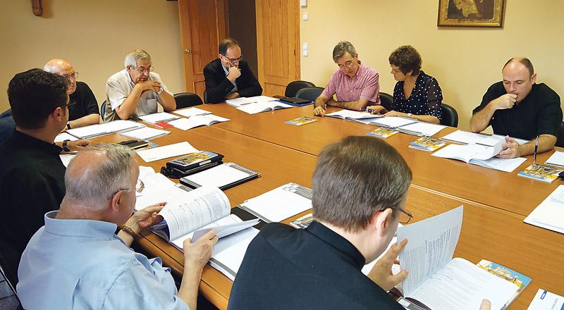 La diócesis culmina el Proyecto del Plan de Pastoral Evangelizadora Será aprobado en la Asamblea Diocesana del 15 de octubre