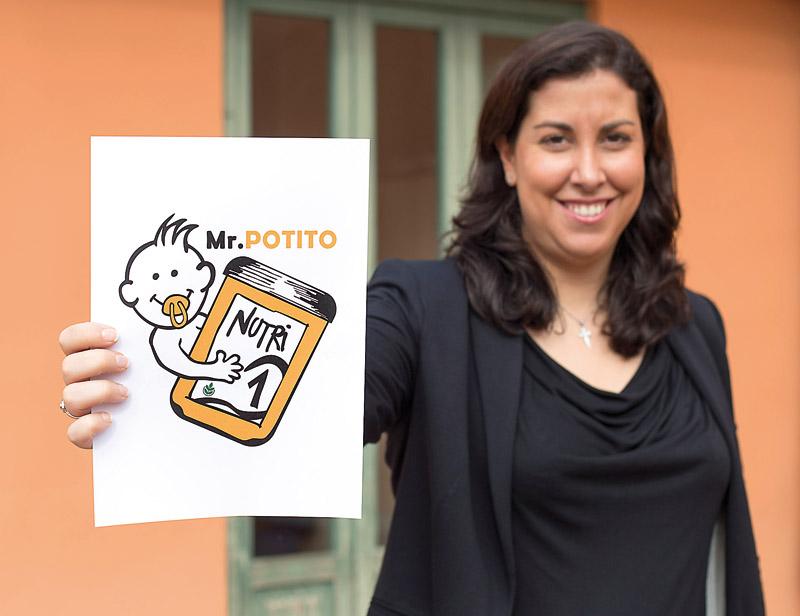 Provida Valencia crea la marca 'Mr. Potito' para las recogidas de alimentos Los días 4 y 5 de noviembre tendrá lugar la 'Operación Potito Otoño'