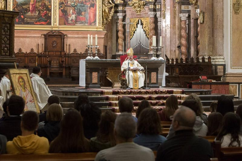 Homilía íntegra del Cardenal en el Jubileo de los jóvenes Celebrado en la Catedral 5 de noviembre